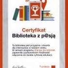 """W ramach współpracy z Fundacją Orange w programie """"Orange dla Bibliotek"""" w latach 2010-2015 biblioteka przeprowadziła różne imprezy (warsztaty komputerowe dla seniorów, internetowe """"Spotkania z pasją"""", zajęcia dla dzieci i […]"""