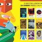 Cały listopad trwa akcja Czytaj.pl 2020 – 12 bestselerów za darmo. Więcej szczegółów oraz wszelkie instrukcje dostępne są na stronie internetowej