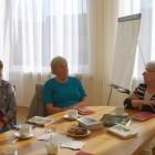 Drugie spotkanie odbyło się 17 kwietnia, było to jeszcze spotkanie luźne, nie omawiano bowiem konkretnej książki polecanej przez Instytut Książki. Uczestniczki spotkania przedstawiały ostatnio przeczytaną przez siebie książkę. Każda z […]