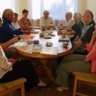 """25 września odbyło się spotkanie DKK w Skarżysku-Kamiennej, wzięło w nim udział 10 osób. Omawiano książkę Marka Krajewskiego """"Festung Breslau"""". """"Festung Breslau"""" to ostatnia część cyklu powieściowego o policjancie Eberhardzie […]"""