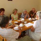"""19 sierpnia odbyło się spotkanie DKK w Skarżysku-Kamiennej, uczestniczyło w nim 10 osób. Dyskusja dotyczyła książki Glorii Goldreich """"Kolacja z Anną Kareniną"""". Jest to powieść obyczajowa, poruszająca problemy współczesnych kobiet. […]"""