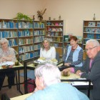 """30 sierpnia, po wakacyjnej przerwie odbyło się spotkanie DKK w Skarżysku-Kamiennej, uczestniczyło w nim 9 osób. Przedmiotem dyskusji były dwie książki, pierwsza to""""Saszeńka"""" Simona Montefiore. Jest to opowieść o trzech […]"""