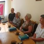 """7 czerwca odbyło się spotkanie DKK w Skarżysku-Kamiennej, uczestniczyło w nim 11 osób.Przedmiotem dyskusji była książka Majgull Axelsson """"Lód i woda, woda i lód"""", opowieść o rodzinie, o rozłamach i […]"""