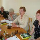 """16 czerwca odbyło się spotkanie DKK w Skarżysku-Kamiennej, uczestniczyło w nim 9 osób a omawiano książkęJudy Budnitz """"Gdybym ci kiedyś powiedziała"""". Jest to pełna magii historia czterech spokrewnionych ze sobą […]"""
