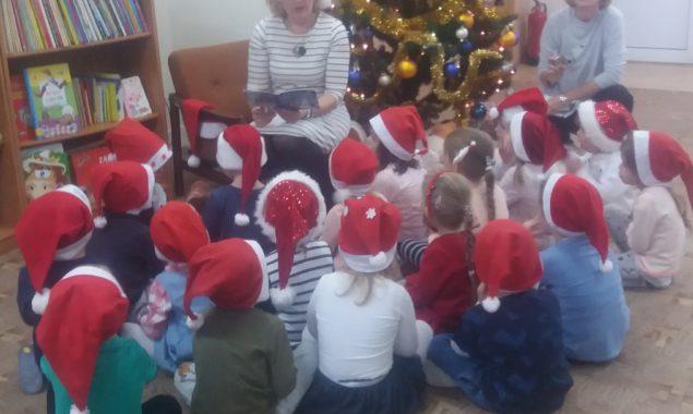 5 grudnia 2018 r. w Oddziale dziecięcym filii nr 2 przy ulicy Sezamkowej odbyła się okolicznościowa impreza Mikołajkowa. Bibliotekę odwiedziły dzieci z Przedszkola Nr 16 z opiekunami p. Elą i […]