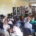 10 kwietnia 2018 r. w Filii nr 1 przy ul. Towarowej 20 w ramach obchodów Międzynarodowego Dnia Ziemi odbyły się spotkania edukacyjne dla młodzieży szkolnej. Gościem specjalnym i prelegentem była […]