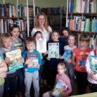 Twórczość Hansa Christiana Andersena była tematem spotkania, które odbyło się 16 kwietnia 2018 r. w Oddziale dziecięcym Biblioteki przy ul. Towarowej 20. W spotkaniu uczestniczyli uczniowie z klasy II SP […]