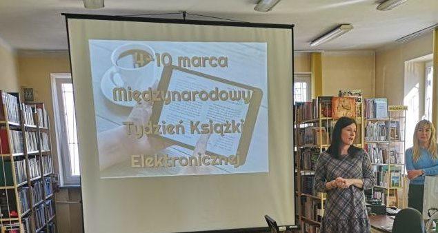 Książki elektroniczne, tak samo jak książki drukowane, mają swoje święto. W marcu wiele bibliotek, e-księgarni i innych instytucji obchodzi Międzynarodowy Tydzień Książki Elektronicznej (Read an E-Book Week). Został on zainicjowany […]