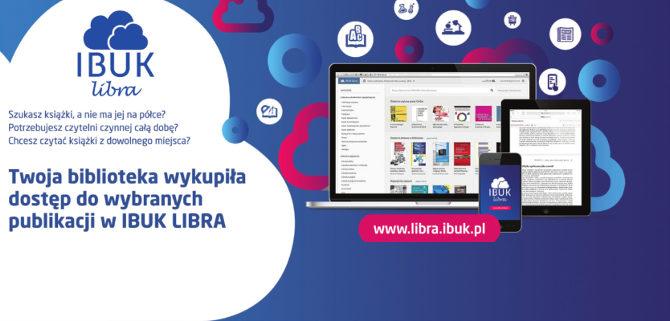 IBUK Libra – czytelnia czynna całą dobę! Zapraszamy do Czytelni w filiach Biblioteki (F.1 – ul. Towarowa 20, F.2 – ul. Sezamkowa 23, F.3 – ul. Słowackiego 25) po odbiór […]