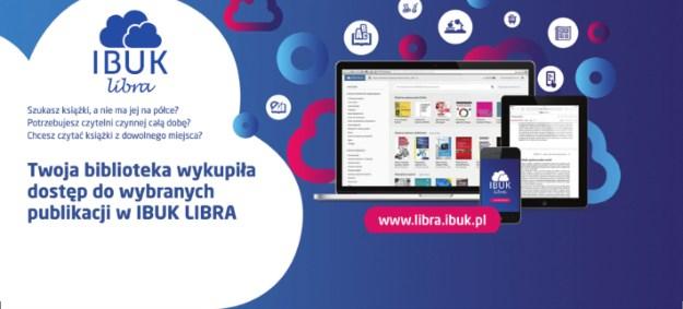 IBUK Libra – czytelnia czynna całą dobę! Rozszerzamy ofertę skierowaną do naszych czytelników poprzez dostęp do 1726 tytułów w wirtualnej czytelni IBUK LIBRA. Zapraszamy do czytelni w filiach Biblioteki (ul. […]