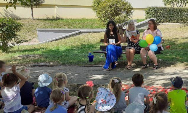 13 sierpnia 2020 r. odbyło się w plenerze spotkanie z dziećmi z Przedszkola Nr 16. Było to wakacyjne spotkanie zorganizowane w ramach akcji Cała Polska czyta dzieciom. Bibliotekarz Oddziału dziecięcego […]