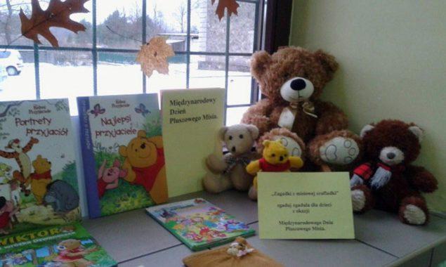 W tym roku obchodziliśmy kolejną rocznicę Międzynarodowego Dnia Pluszowego Misia! Z tej okazji w dniach 25, 28, 30 listopada w bibliotece przy ul. Sportowej (Filia nr 4) dzieci mogły wysłuchać […]