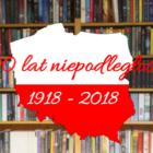 """""""Kobieta ma głos""""– spotkania edukacyjne z okazji 100. rocznicy nadania kobietom praw wyborczych (1918-2018). Spotkania organizowane są także w ramach obchodów jubileuszu 100-lecia odzyskania przez Polskę niepodległości. Sto lat temu […]"""