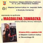 """Magdalena Zawadzka jest absolwentką warszawskiej PWST (1966). Debiutowała jednak już w 1962 roku w filmie """"Spotkanie w Bajce"""". Potem przyszły role w takich m.in. obrazach, jak """"Rozwodów nie będzie"""", """"Wojna […]"""