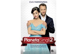 Planeta Singli 2 Ewa Markowska Dalsze perypetie sercowe popularnej pary filmowej W miłości jak na wojnie. Wygrywa silniejszy Związek Ani i Tomka jest jak odbezpieczony granat. On, showman-celebryta, wcale nie […]