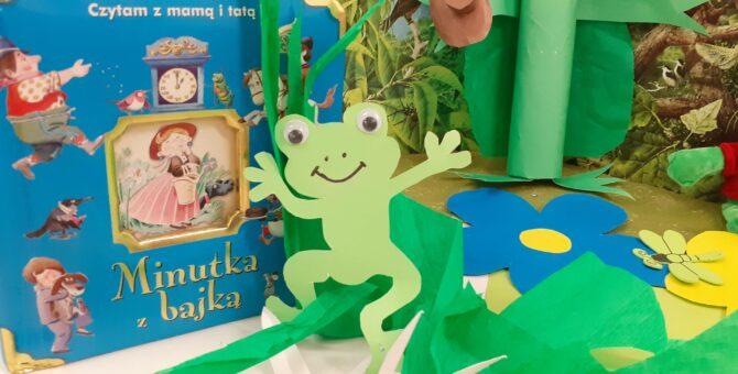 W Bibliotece przy ulicy Sezamkowej wiosna zawitała w pełni, gdyż przygotowano tam wystawkę zielonych książek. A ten czas, gdy biblioteka dziecięca była zamknięta dla czytelników wykorzystano na wiosenne porządki. Mamy […]
