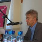 W poniedziałek 30 maja 2011 r. w sali konferencyjnej Biblioteki miało miejsce spotkanie dzieci z klas pierwszych i drugich szkół podstawowych z Tadeuszem Rossem. Tadeusz Ross – aktor, satyryk, piosenkarz, […]