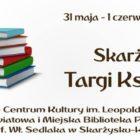Zapraszamy wydawców, księgarzy i autorów do udziału w Skarżyskich Targach Książki podczas Skarżyskich Dni Staffowskich w Skarżysku-Kamiennej.  31 maja 2019 – godz. 10.00 – 18.00 1 czerwca 2019 – […]