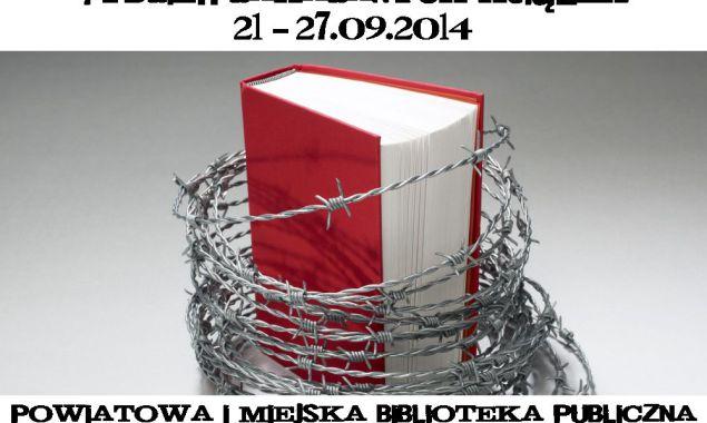 Tydzień Zakazanych Książek 21-27 września 2014 r. Tydzień Zakazanych Książek, jest to kampania społeczna wywodząca się ze Stanów Zjednoczonych obchodzona na całym świecie od 1982 r.. Jest ściśle związana z […]