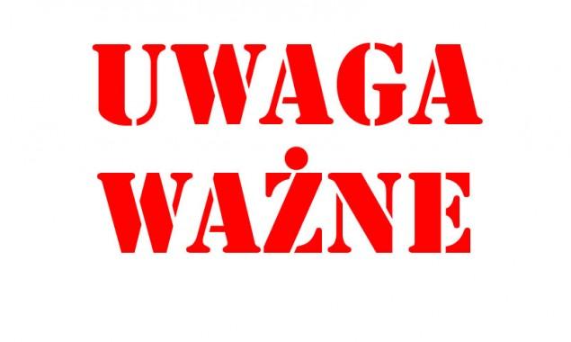 W dniu 2 stycznia 2017 r. Filia nr 2 – ul. Sezmkowa 23 nieczynna! W dniu 5 stycznia 2017 r. Filia nr 1 – ul. Towarowa 20 nieczynna!