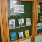 """""""Między lądem a morzem"""" – wystawa dotycząca J. Conrada (Rok Conrada) – Filia przy ul. Sokolej.  Inne wystawy: """"Mieć równe szanse – pozycja kobiety we współczesnym świecie""""– wystawa z […]"""