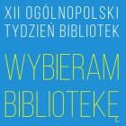 Corocznie 8 maja obchodzony jest Ogólnopolski Dzień Bibliotekarza i Bibliotek. Wydarzenie to stało się świętem rozpoczynającym Tydzień Bibliotek. Tegoroczny Tydzień Bibliotek, trwający od 8 do 15 maja, obchodzony jest pod […]